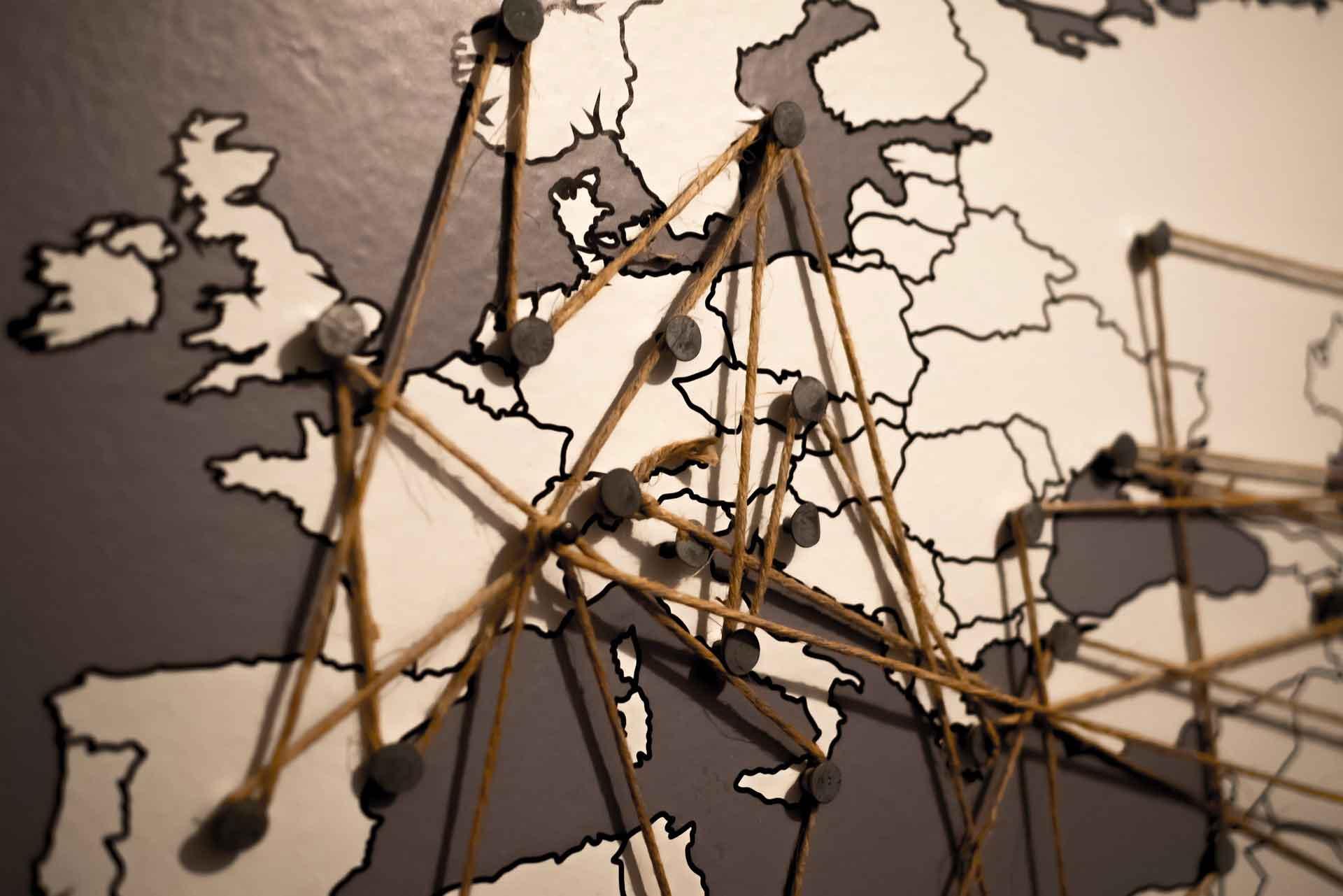 Contatti | Novatec Europe srl