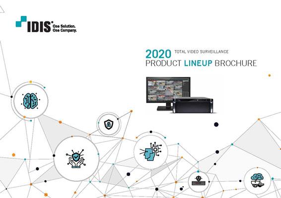 IDIS | Product Catalogue 2020 | Novatec Europe srl