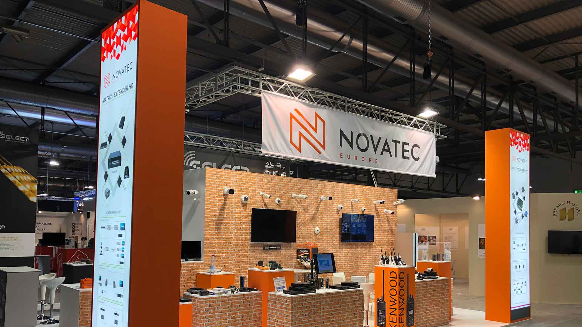 Azienda | Novatec Europe