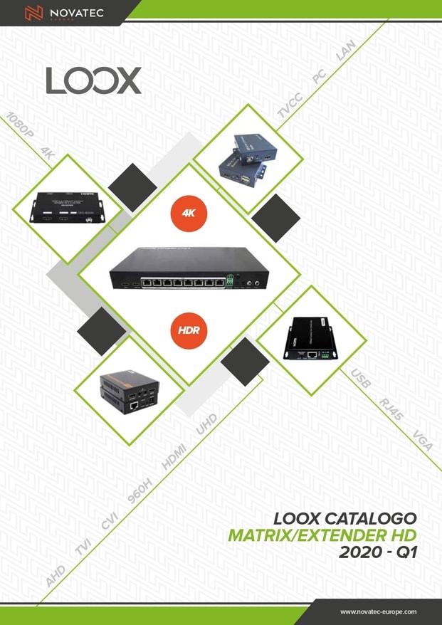 Matrix Extender HD - Catalogo Verde