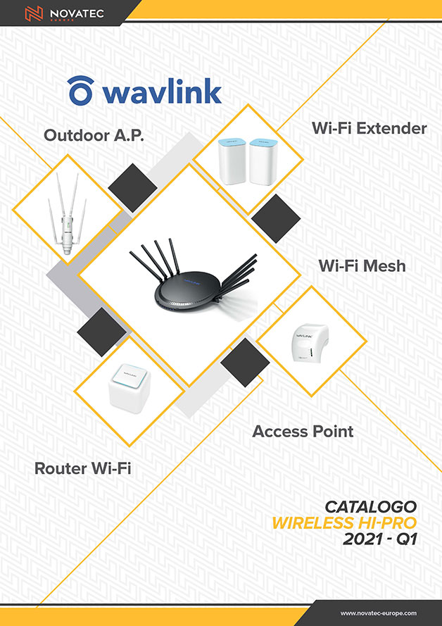 Wireless HI-PRO   Novatec Europe srl