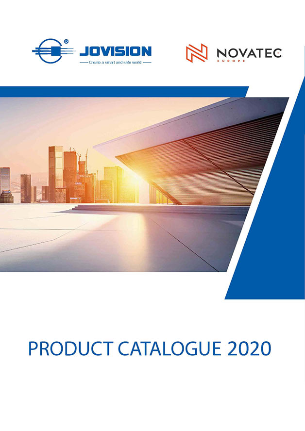 Jovision | Product Catalogue 2020 | Novatec Europe srl