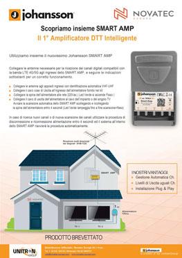 Smartamp Novatec Europe